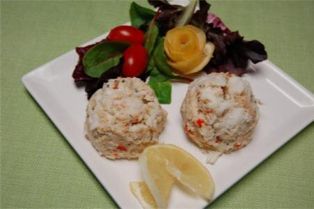 Smith Island Crab Cakes Captn chuckys