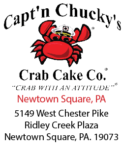 Newtown Square Pa captn chuckys