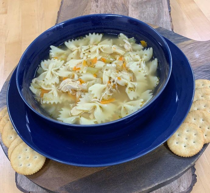 Chicken Farfalle