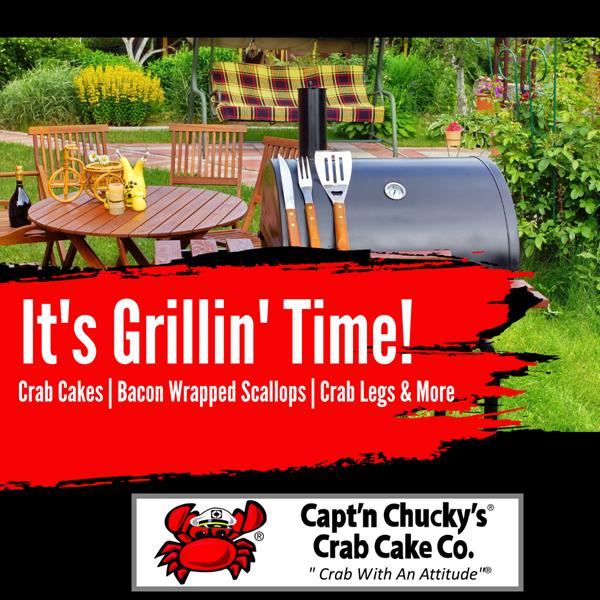 grillin with captn chuckys